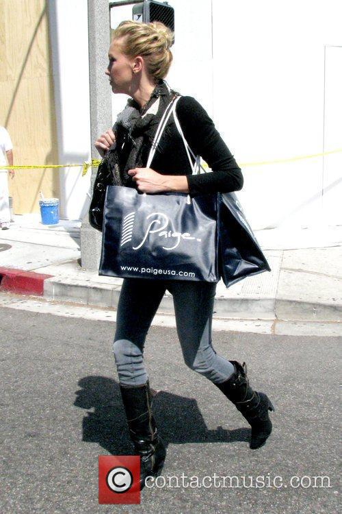 Katie Cassidy and Melrose Place 5