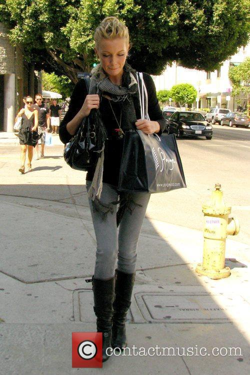 Katie Cassidy and Melrose Place 3