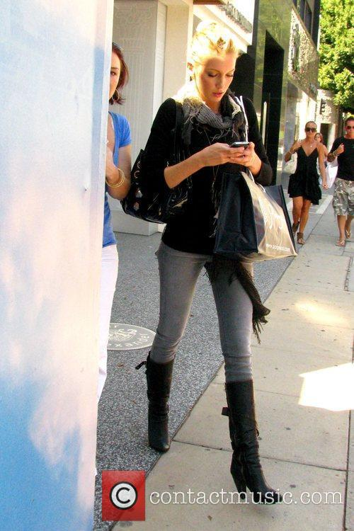 Katie Cassidy and Melrose Place 8
