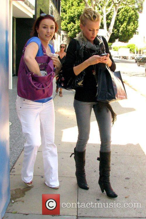 Katie Cassidy and Melrose Place 11