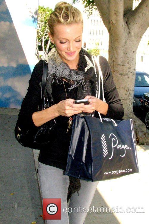 Katie Cassidy and Melrose Place 6