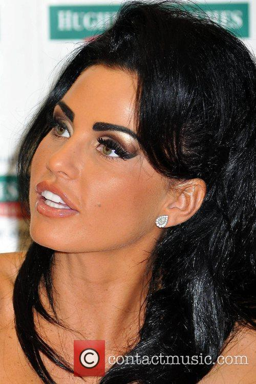 Katie Price, Aka Jordan, Signs Copies Of Her New Book 'standing Out' At Hughes and Hughes 10