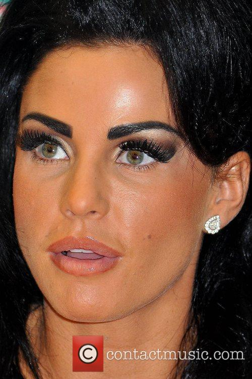 Katie Price, Aka Jordan, Signs Copies Of Her New Book 'standing Out' At Hughes and Hughes 3