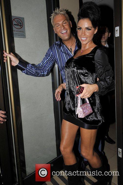 Katie Price and David Walliams 2