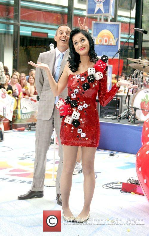 Matt Lauer and Katy Perry 3