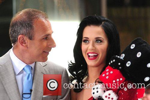 Matt Lauer and Katy Perry 4