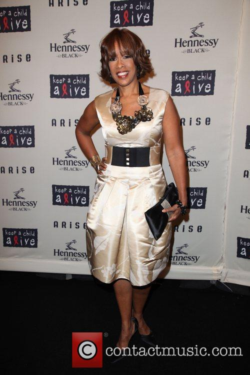 Gayle King  6th annual Keep a Child...