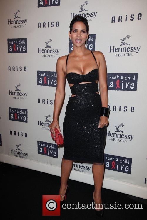 Halle Berry  6th annual Keep a Child...