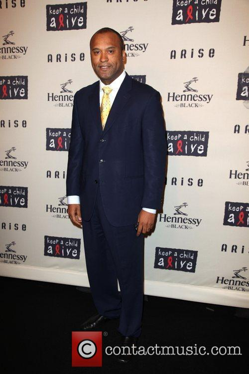 Londell McMillan  6th annual Keep a Child...