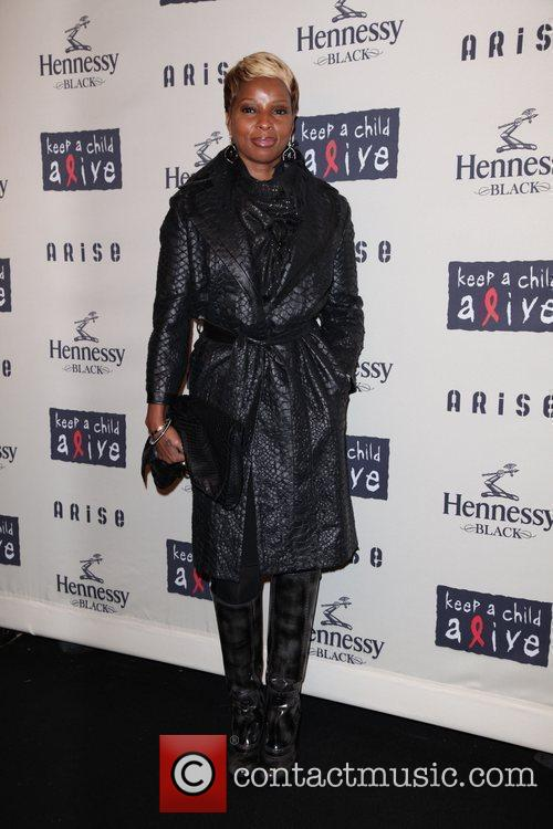 Mary J Blige  6th annual Keep a...