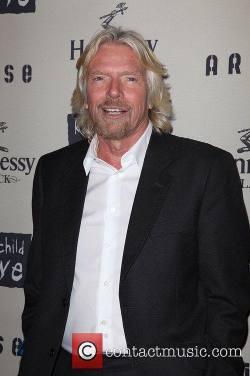 Sir Richard Branson  6th annual Keep a...