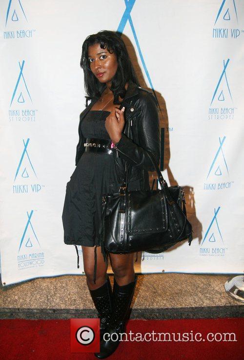 Briana Bigham of Harlem Heights Attends the Keka...