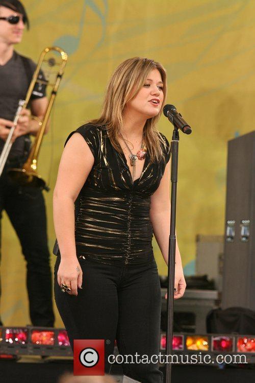 Kelly Clarkson, Good Morning America