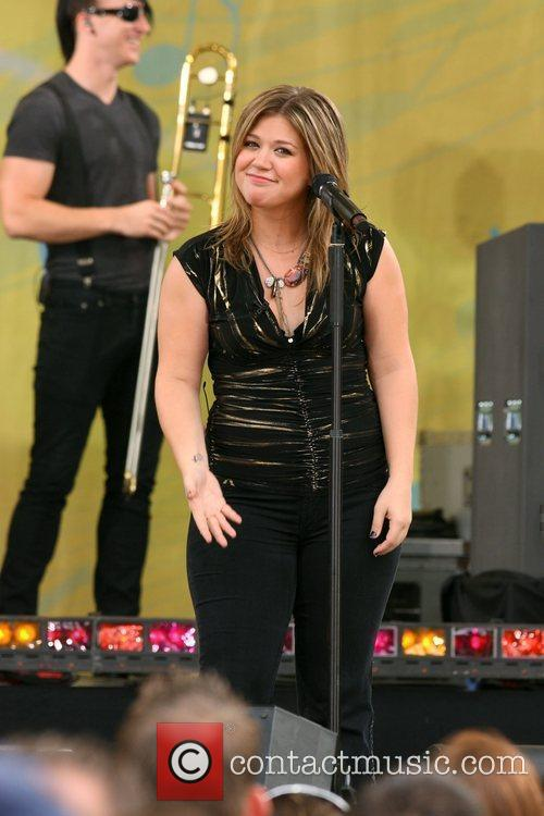 Kelly Clarkson, Good Morning America