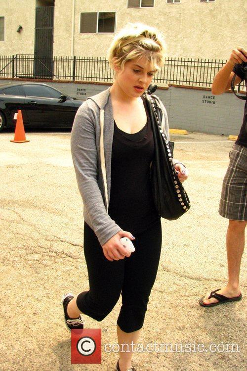 Kelly Osbourne and Dancing With The Stars 5