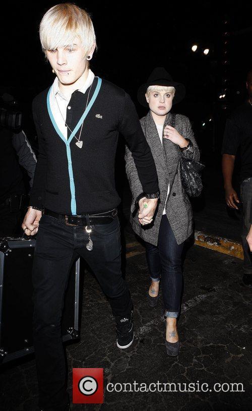 Luke Worrall and Kelly Osbourne 3