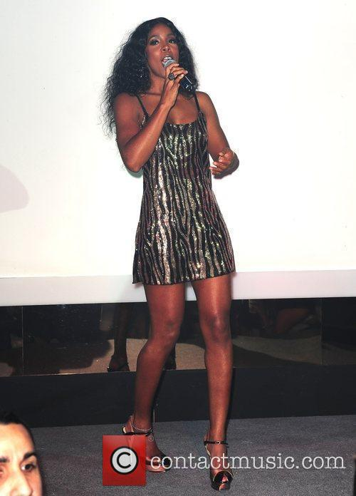 Kelly Rowland  performing live at MYNT for...