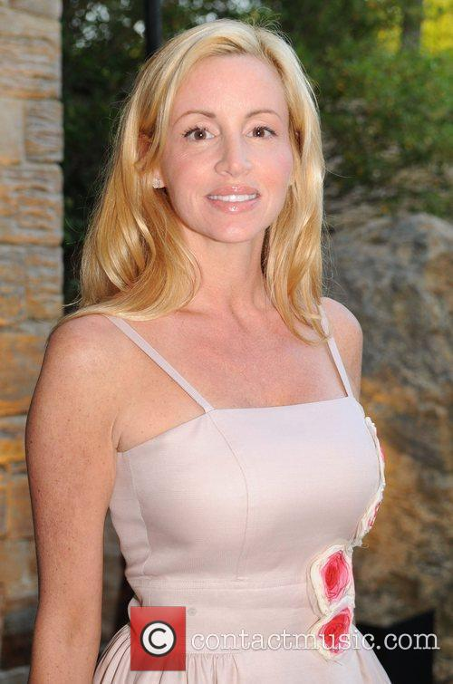 Camille Grammer  Retreat's Annual Artists Against Abuse...