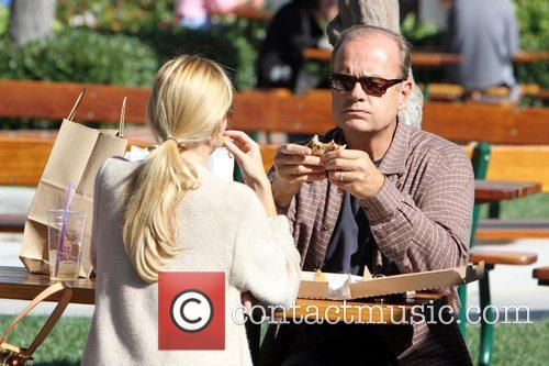 Kelsey Grammer and Camille Donatacci 3