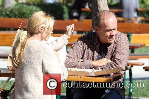 Kelsey Grammer and Camille Donatacci 8