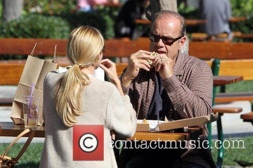 Kelsey Grammer and Camille Donatacci 9