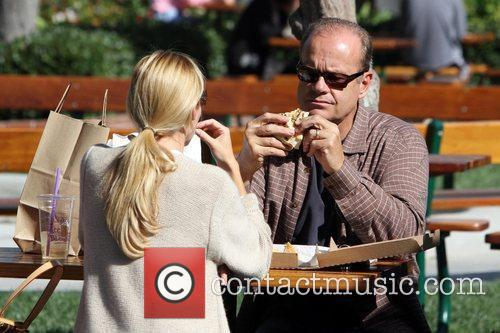 Kelsey Grammer and Camille Donatacci 2