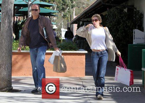 Kelsey Grammer and Camille Donatacci 4