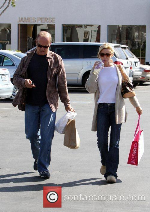Kelsey Grammer and Camille Donatacci 7
