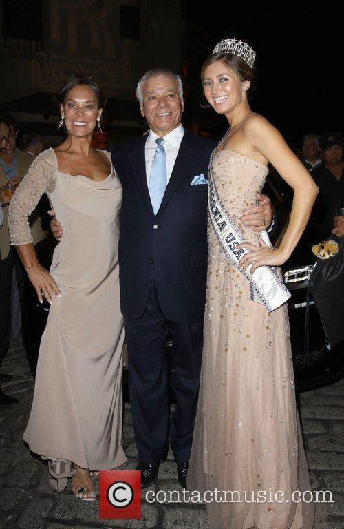 Elizabeth Rusnak, Mr. Rusnak & Miss California Tami...
