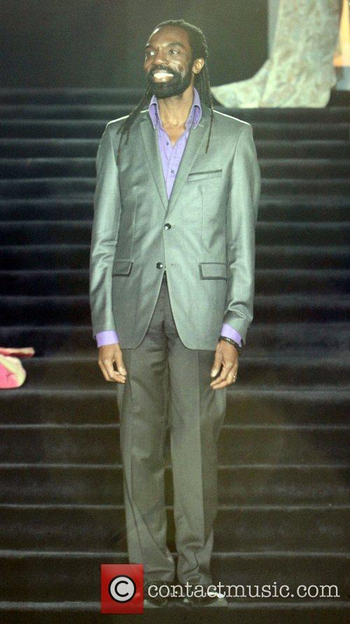 Fashion Designer Kevan Hall at Kevan Hall Spring...