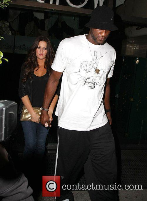 Newlyweds Khloe Kardashian and Newlyweds 4