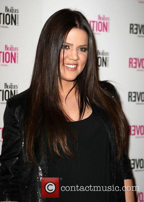 Khloe Kardashian and Beatles 5