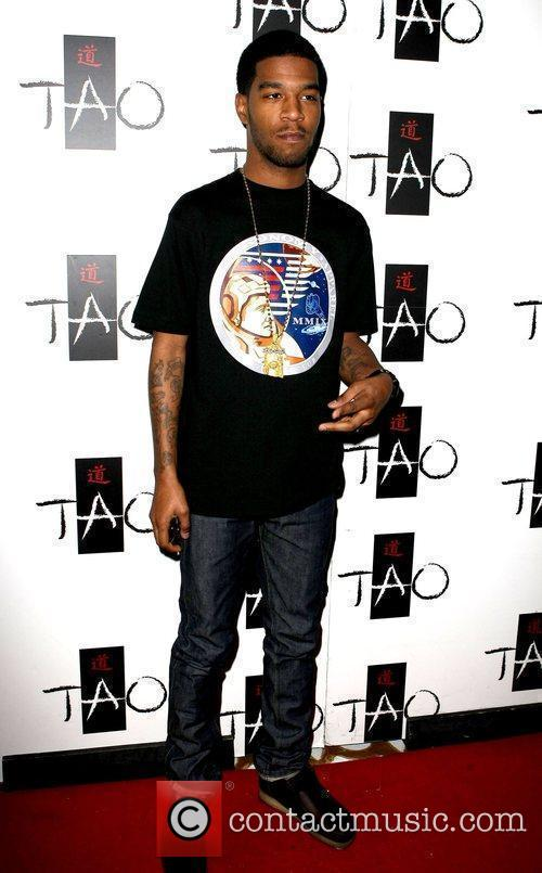 Kid Cudi celebrates the official release of his...