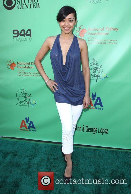 Aimee Garcia 23rd Annual Great Chefs of Los...