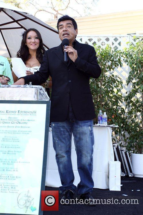 George Lopez 23rd Annual Great Chefs of Los...