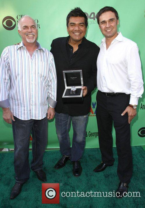 George Lopez and Maurice M Lacroix Sponsors 23rd...