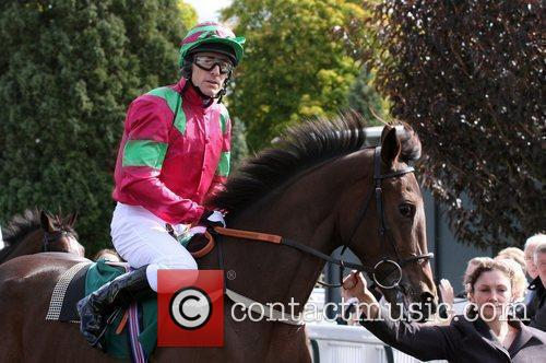 The former champion jockey returns to horseracing after...