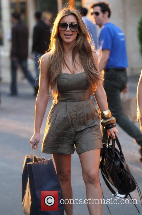Kim Kardashian and Britney Gastineau 8