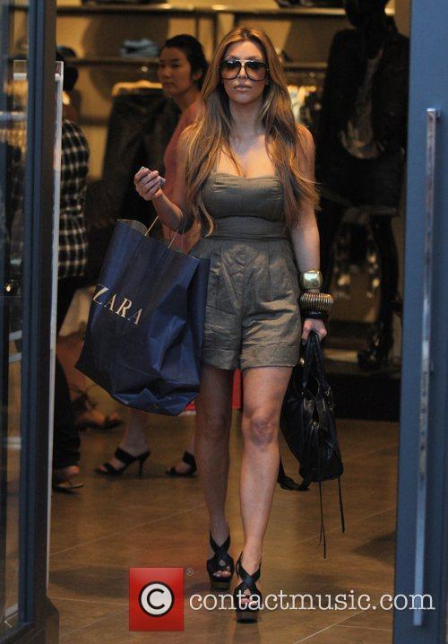 Kim Kardashian and Britney Gastineau 4
