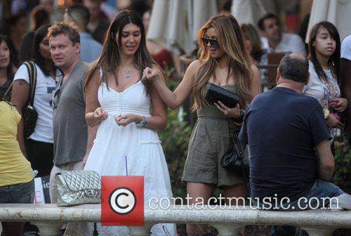 Kim Kardashian and Britney Gastineau 13