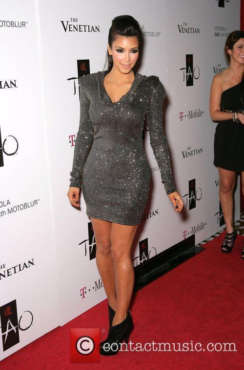 Kim Kardashian, Tao Nightclub
