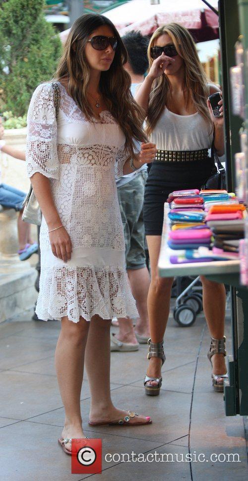 Brittny Gastineau and Kim Kardashian 4