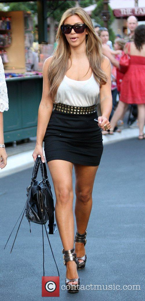And Brittny Gastineau go shopping together in Hollywood