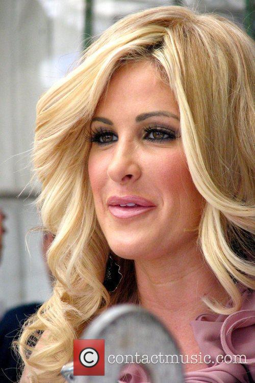 Kim Zolciak Lips