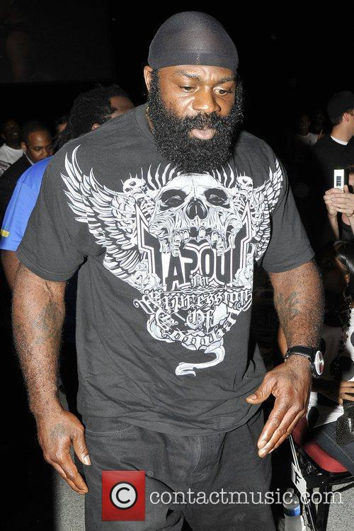 Kimbo Slice Aka The King Of The Web Brawlers 2