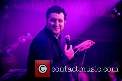 Antony Costa formerly of Blue performing at 'The...