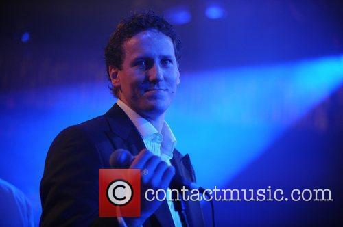 Brendan Cole  performing at 'The Kitsch Lounge...