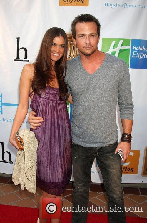Lauren Hill and Sean Patrick Flanery Screening of...