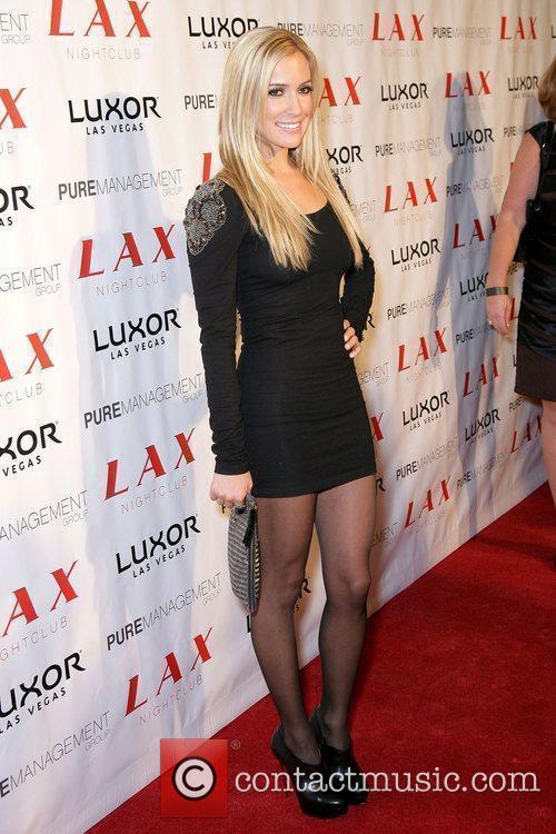 Reality star Kristin Cavallari  of 'The Hills'...