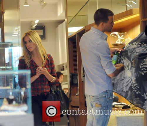 Of 'The Hills' shopping on Melrose with an...